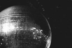 disco-ball-bw