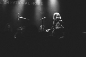 Segall Show BW